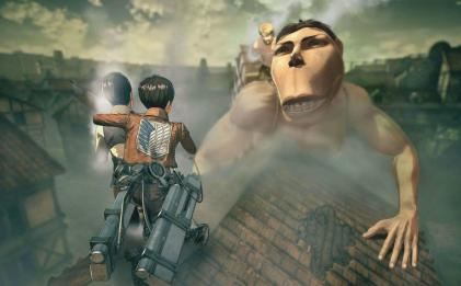 《进击的巨人2:最终之战》全解锁中文版游戏下载