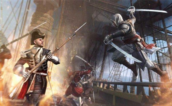 《刺客信条4:黑旗》中文版游戏下载