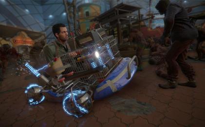 《丧尸围城4》全DLC简体中文版游戏下载