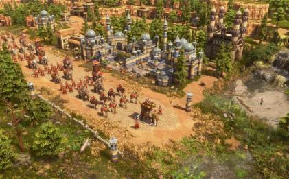 《帝国时代3:决定版》简体中文版