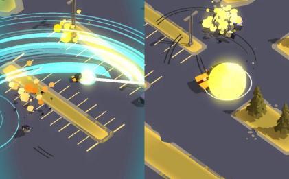 安卓手机汽车竞速游戏 极速逃亡3