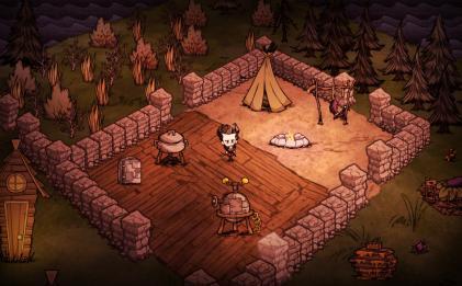 《饥荒》v429404全DLC版