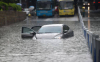 电动汽车下暴雨能开吗