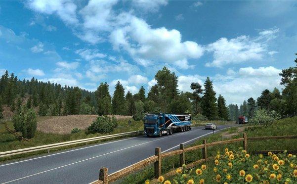《欧洲卡车模拟2》v1.41.1.0s